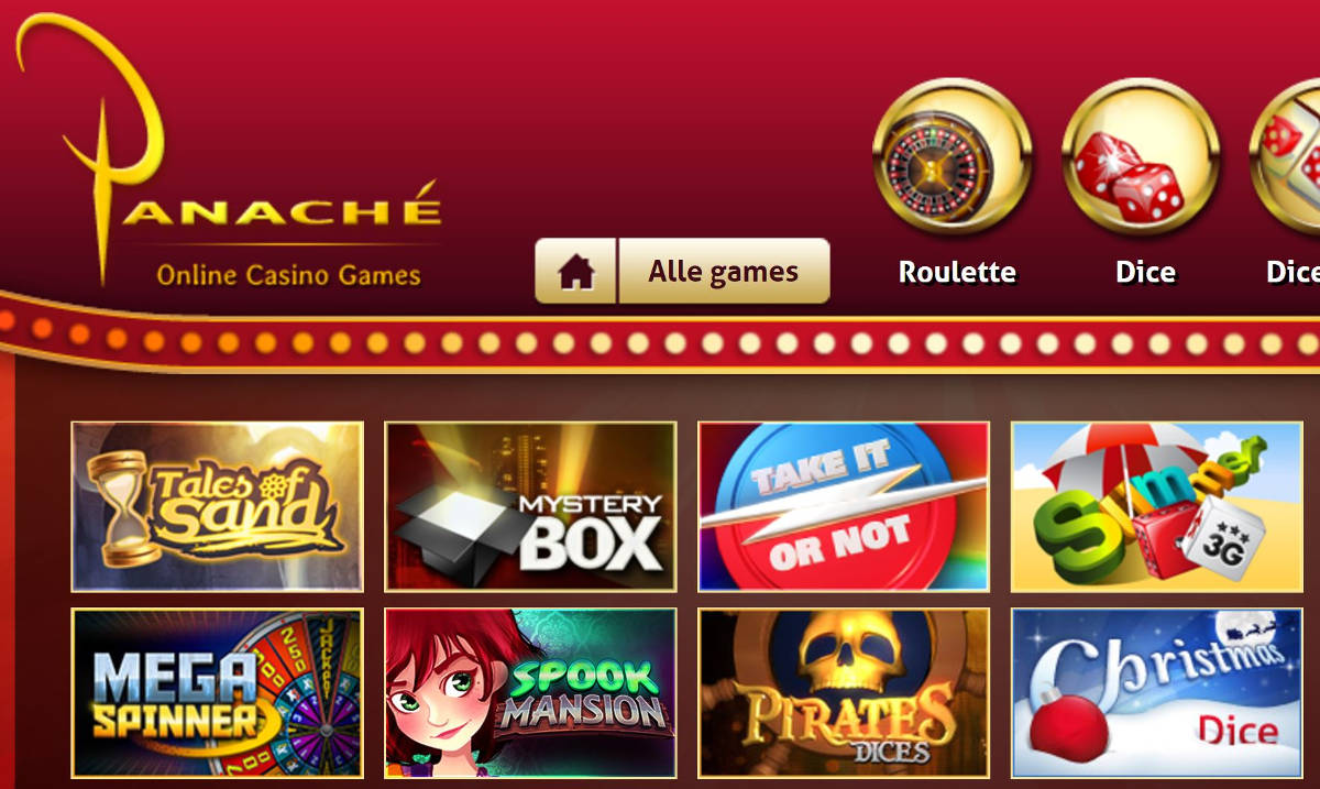 Panache Online Casino