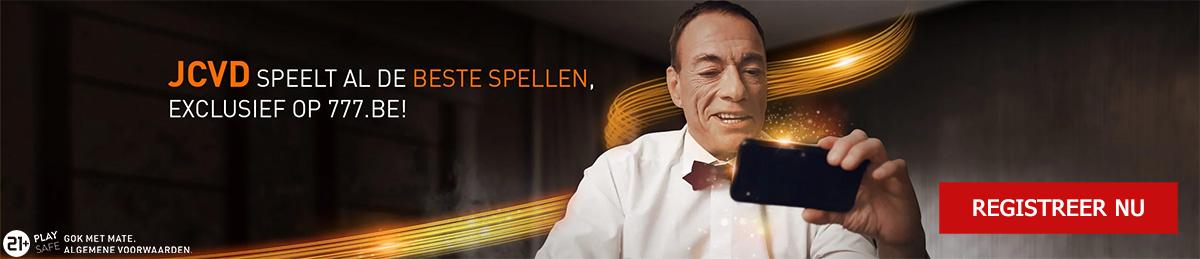 Jean Claude Van Damme Casino777